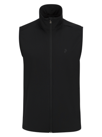 Men's Ace Vest Black | Peak Performance