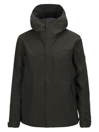 Whitewater herrskidjacka Olive Extreme | Peak Performance