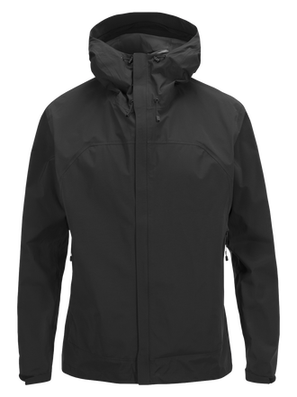 Men's Swift Jacket Black | Peak Performance