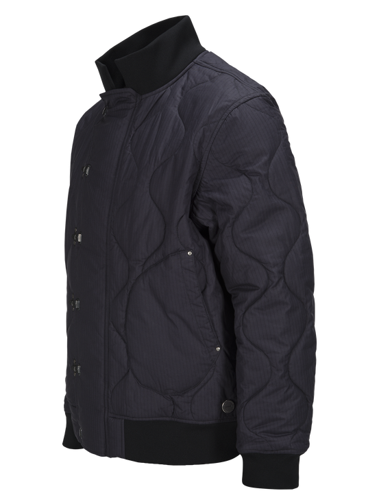 Unisex US Clip Jacket RAF Navy | Peak Performance