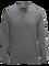 David långärmad t-shirt för herrar Grey melange   Peak Performance
