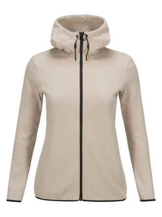 Women's Tech Zipped Hoodie