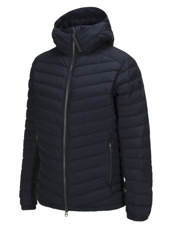 Men's Frost City Jacket Salute Blue | Peak Performance