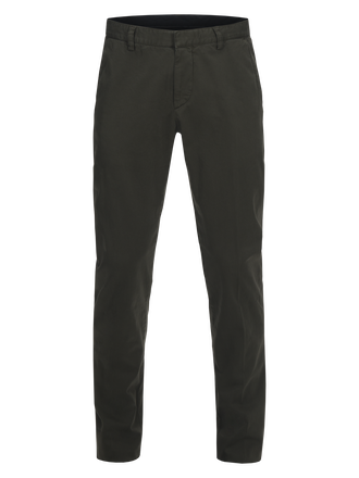 Herren Harvey Chinos Terrain Green | Peak Performance