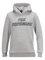 Kids Hooded Sweater  Med Grey Mel | Peak Performance