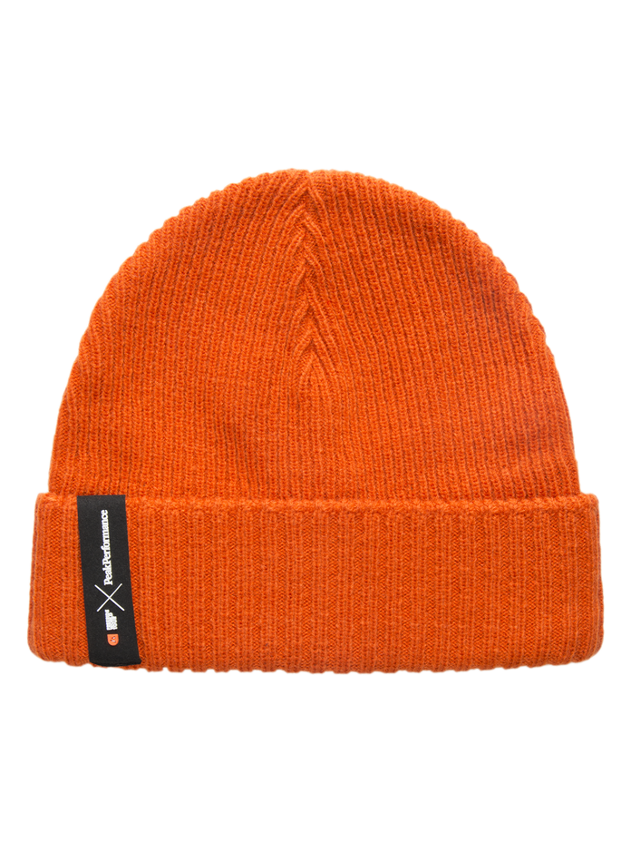 Bonnet Volcan Orange Lava | Peak Performance