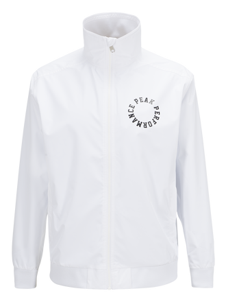 Men's Coastal Jacket White | Peak Performance