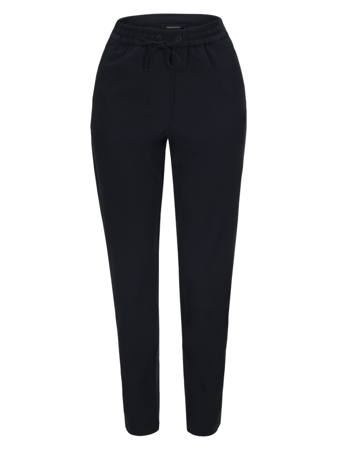 Women's Any Jersey Pants Salute Blue | Peak Performance