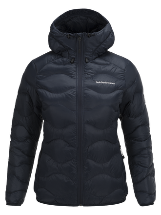 Damen Helium Mit Kapuze Jacke ARTWORK | Peak Performance