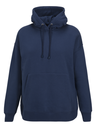 Sweat à capuche femme Bounce Thermal Blue | Peak Performance