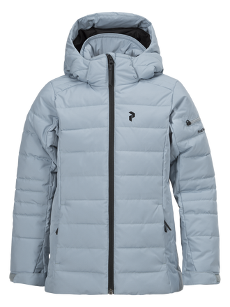 Kids Blackburn Skijacke Dustier Blue | Peak Performance