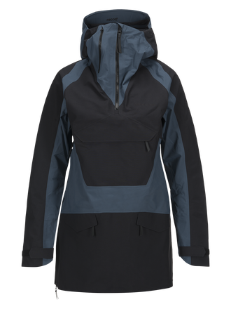 Damen Volcan Ski-Anorak Blue Steel | Peak Performance