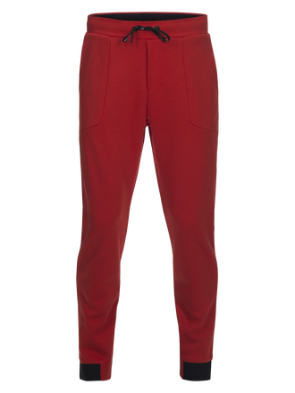 Men's Tech Pants Poppy Red | Peak Performance