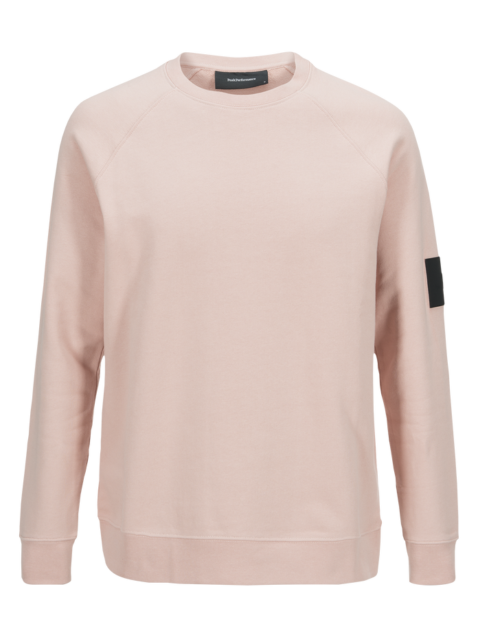 Col rond homme Original Softer Pink | Peak Performance