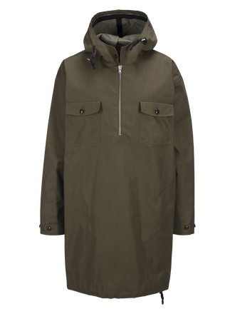 Unisex Parka Swedish Army Green | Peak Performance