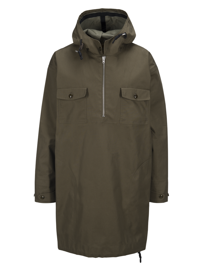 Unisex Snow Smock Swedish Army Green | Peak Performance