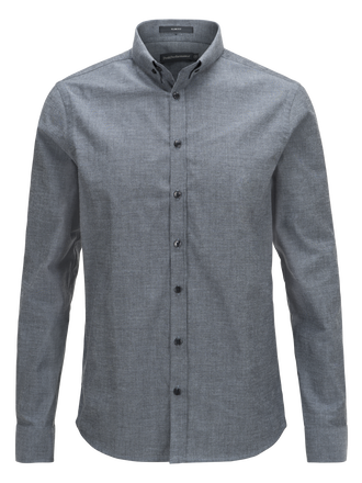 Men's Keen Button-down Percard Shirt Pattern | Peak Performance
