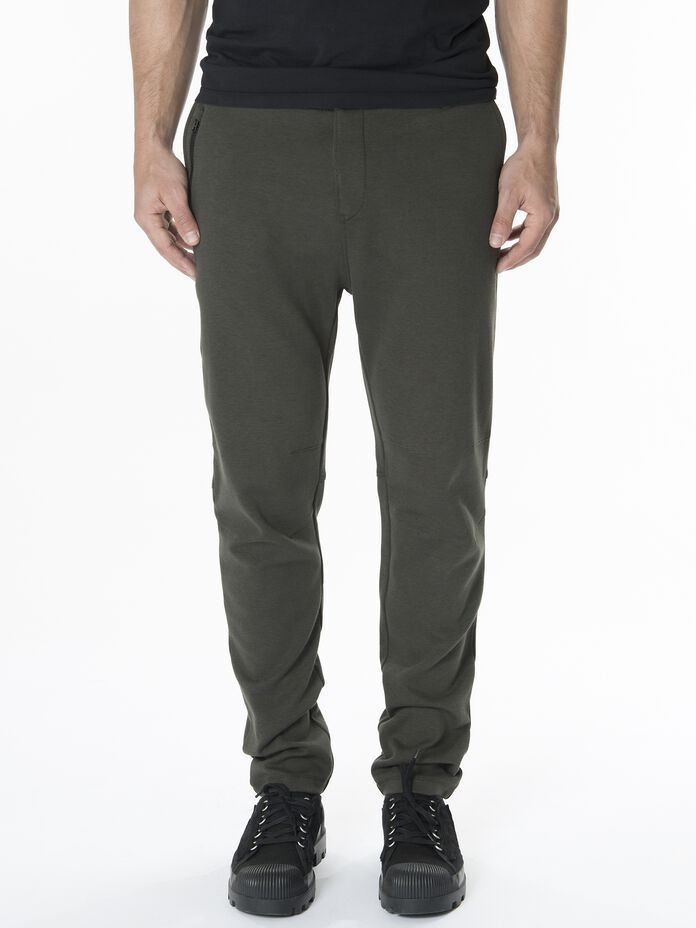 Men's Scrill Pants Olive Extreme | Peak Performance
