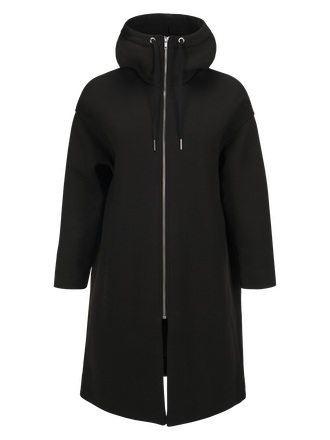 Women's Motion Hooded Coat