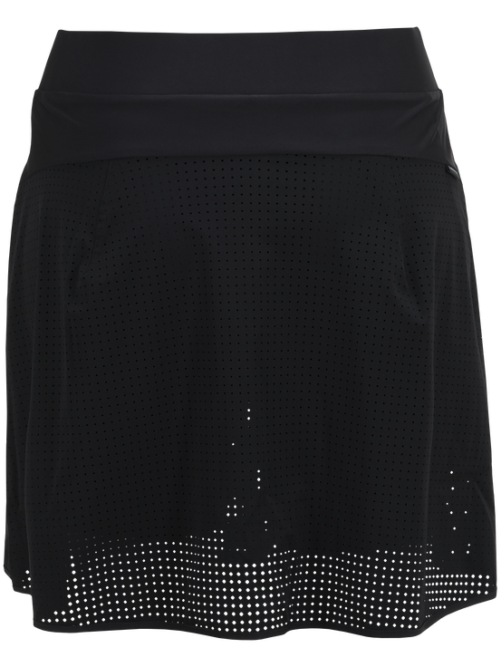 Women's Golf Complete Skirt Black | Peak Performance