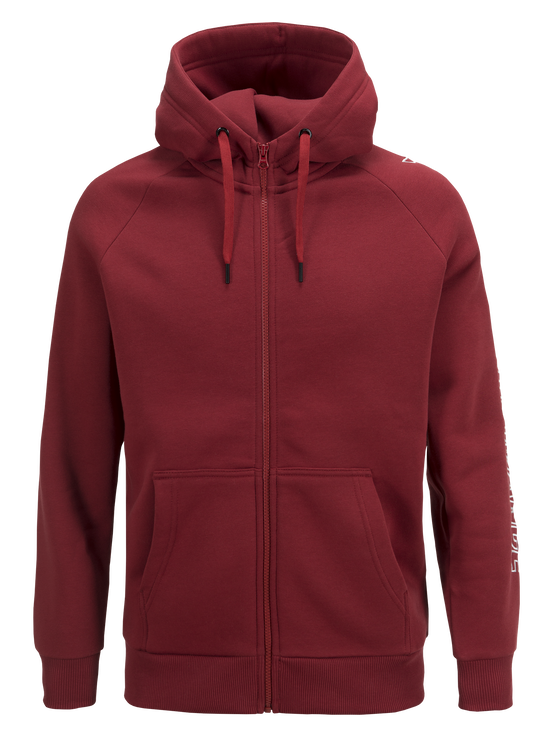 Men's Zipped Hooded Sweater