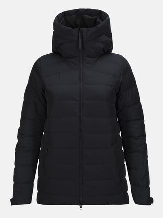 Women's Spokane Down Ski Jacket Black | Peak Performance