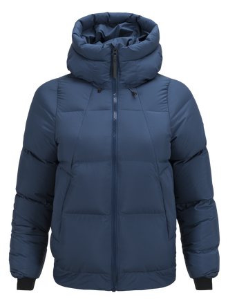 Women's Divison Jacket Decent Blue | Peak Performance