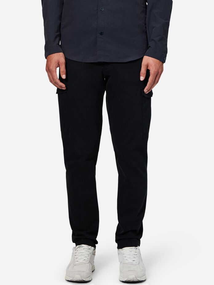 Pantalon cargo homme Harvey Black | Peak Performance