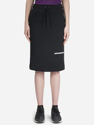 Women's Sportswear Skirt Black | Peak Performance