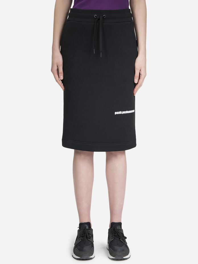 Women's Sportswear Skirt Black | Peak Performance