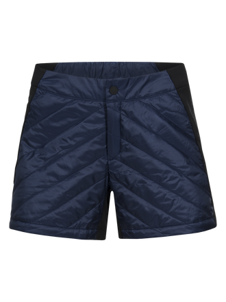 Women's Alum Shorts Thermal Blue | Peak Performance