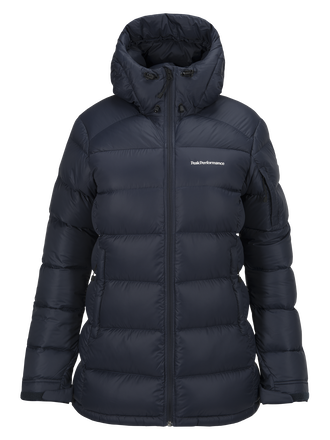 Women's Frost Down Jacket ARTWORK | Peak Performance