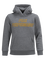 Kids Hooded Sweater  Grey melange | Peak Performance