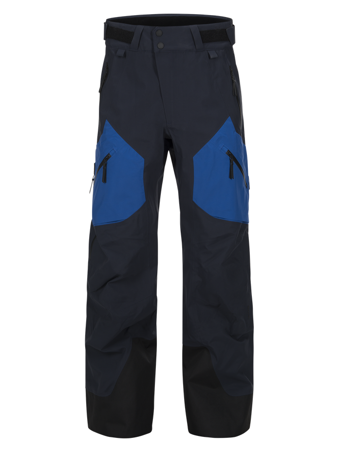 Men's Gravity Ski Pants Salute Blue | Peak Performance