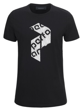 Men's Art T-shirt Black | Peak Performance