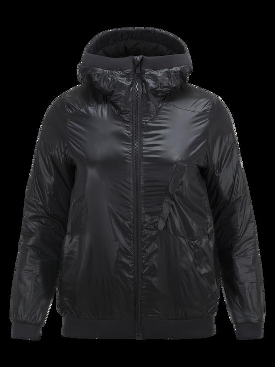 Women's  Powderhound Liner Ski Jacket Black | Peak Performance