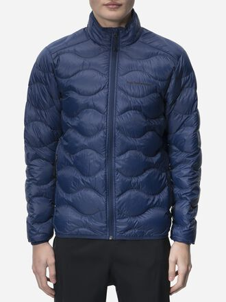 Herren Helium Jacke Thermal Blue | Peak Performance