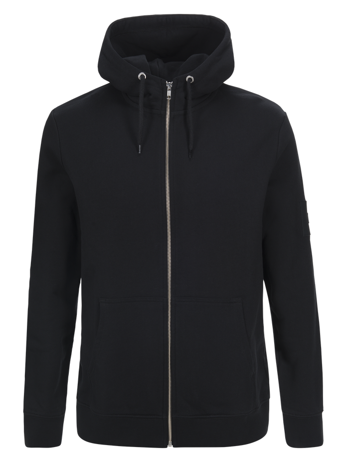 Men's Original Zipped Hood Black | Peak Performance