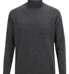 Men's Barge Roll neck sweater