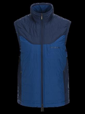 Men's Golf Levin Vest Thermal Blue   Peak Performance