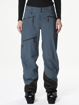 Women's Teton Ski Pants  Blue Steel | Peak Performance