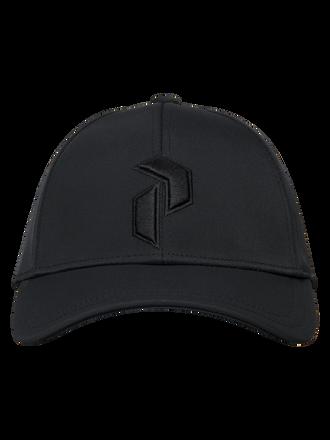 Path Golf Cap Black | Peak Performance