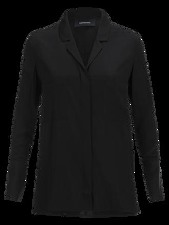 Women's Omg Shirt Black | Peak Performance
