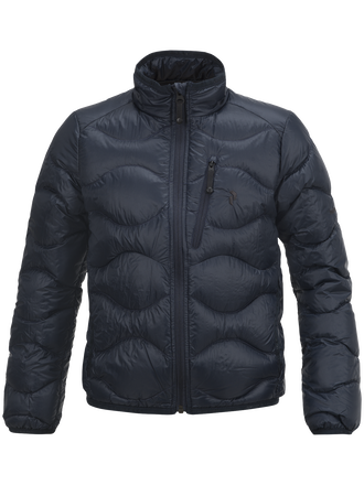 Kids Helium Jacket Salute Blue | Peak Performance