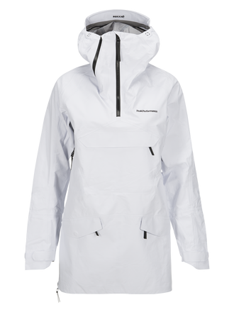 Damen Volcan Ski-Anorak White | Peak Performance