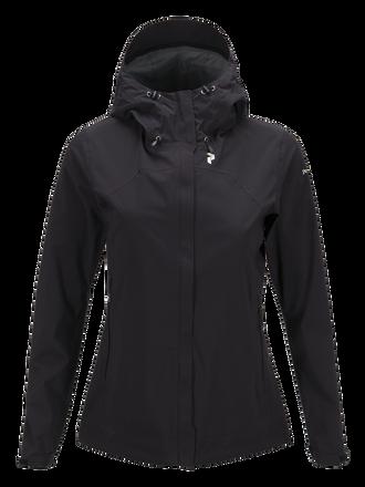 Women's Swift Jacket Black | Peak Performance
