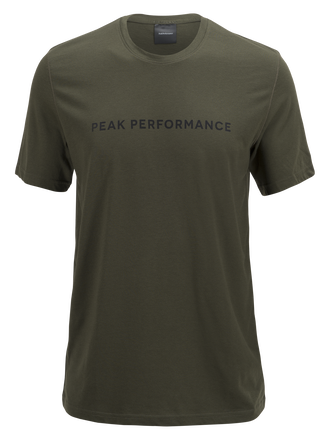 Track t-shirt för herrar Forest Night | Peak Performance