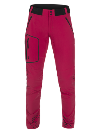 Women's Light Softshell Pants True Pink | Peak Performance
