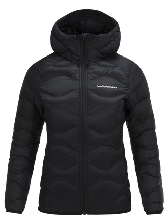 Women's Helium Hooded Jacket ARTWORK | Peak Performance