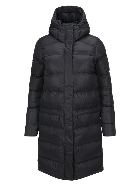 Frost dunkappa för damer Black | Peak Performance